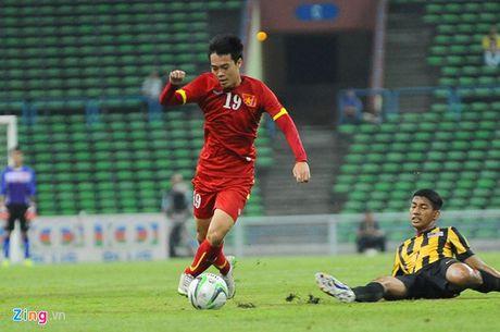 Viet Nam 1-0 Malaysia: Trong Hoang toa sang - Anh 16