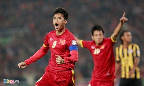 Viet Nam 1-0 Malaysia: Trong Hoang toa sang - Anh 22