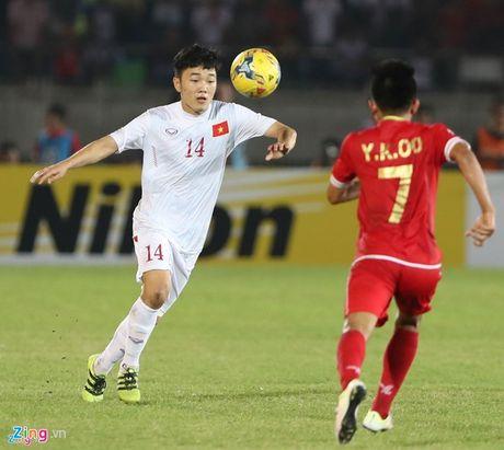 Viet Nam 1-0 Malaysia: Trong Hoang toa sang - Anh 28