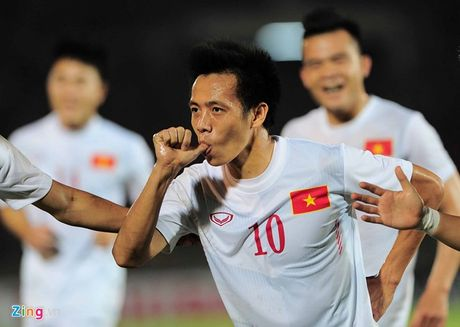 Viet Nam 1-0 Malaysia: Trong Hoang toa sang - Anh 33