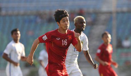 Viet Nam 1-0 Malaysia: Trong Hoang toa sang - Anh 3
