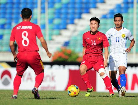 Viet Nam 1-0 Malaysia: Trong Hoang toa sang - Anh 4