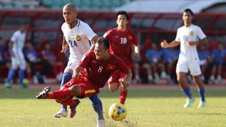 Viet Nam 1-0 Malaysia: Trong Hoang toa sang - Anh 7