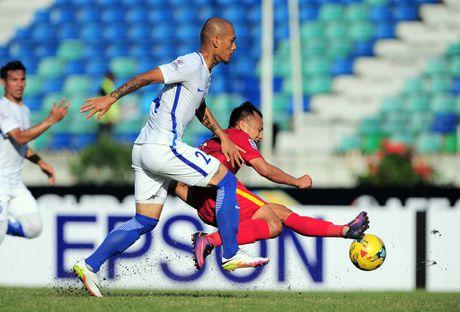 Viet Nam 1-0 Malaysia: Trong Hoang toa sang - Anh 8