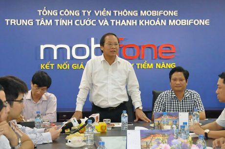 Dang thanh tra, Bo truong Truong Minh Tuan nhan tin nhan rac - Anh 1