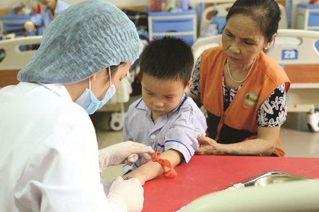 Benh Thalassemia va nhung nguyen tac vang can nho - Anh 1