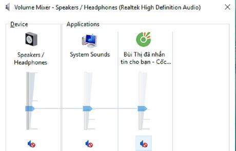 Huong dan khac phuc tinh trang mat am thanh trong Windows - Anh 3