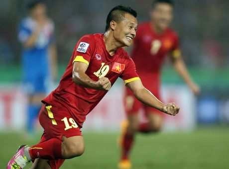 Thanh Luong: 8 nam, 8 lan doi dau Malaysia - Anh 1