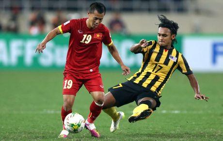 AFF Cup 2016: Thu quan Malaysia doa ket lieu DT Viet Nam - Anh 1