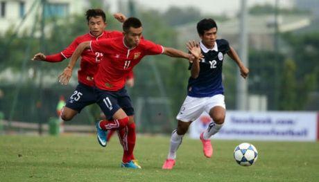 Link xem truc tiep Myanmar vs Campuchia, AFF Cup 2016 - Anh 1