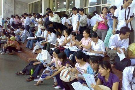 Nhu cau lao dong tai khu vuc phia Nam bat dau tang cao - Anh 1