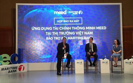 Maritime Bank bat tay Meed (My) ra mat ung dung sieu tien ich - Anh 1