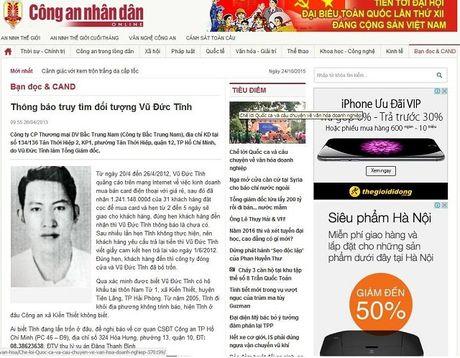 Tiep bai 'Voi bach tuoc tren san tien ao': Ke that tin bien thanh Tong giam doc - Anh 1