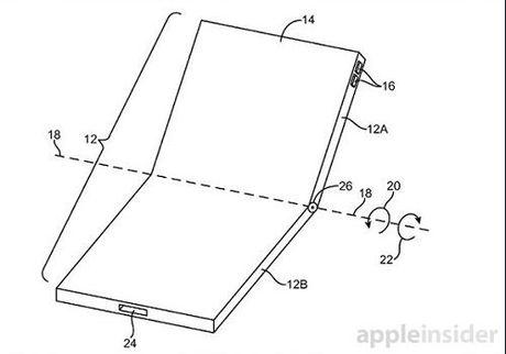 Apple dang can nhac xay dung mau iPhone gap? - Anh 2