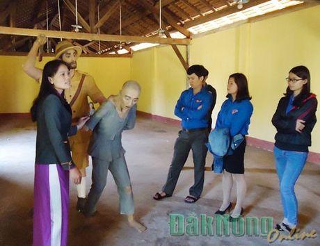 Nha day Buon Ma Thuot - dia chi do de giao duc truyen thong yeu nuoc - Anh 1