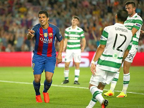 02h45 ngay 24/11, Celtic - Barcelona (luot di 0-7): Lieu Barca co biet cach tieu tien? - Anh 1