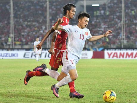 Cuu tuyen thu QG Le Quoc Vuong: 'Viet Nam ha Malaysia theo kieu cua doi bong lon' - Anh 1