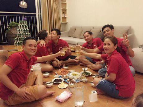 Hai Bang mang bau, chong cu Diep Bao Ngoc het long yeu chieu - Anh 5