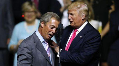 Nu Thu tuong Anh Theresa May tu choi trao 'can than' cho tan Tong thong Donald Trump - Anh 2