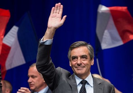Chien thang cua Fillon, hy vong voi Hollande? - Anh 1