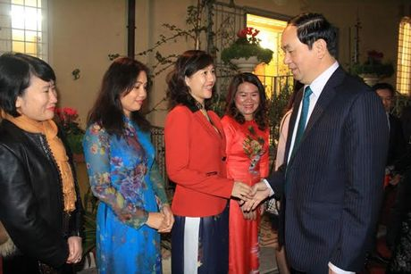 Hinh anh: Chuyen tham cua Chu tich nuoc Tran Dai Quang toi Italy - Anh 4