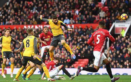 Arsenal - PSG: Nep nhan tren tran cua 'giao su' Wenger - Anh 1