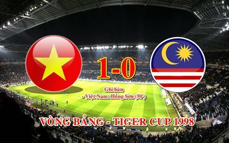 Lich su doi dau giua DT Viet Nam voi Malaysia tai AFF Cup - Anh 2