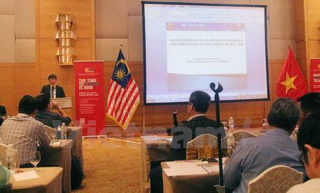 Doanh nghiep Malaysia quan tam toi thi truong dau tu o Viet Nam - Anh 1