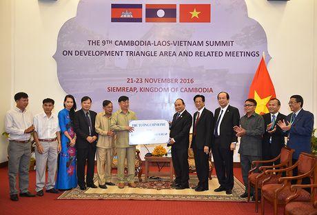 Thu tuong du Hoi nghi cap cao CLV 9 - Anh 15