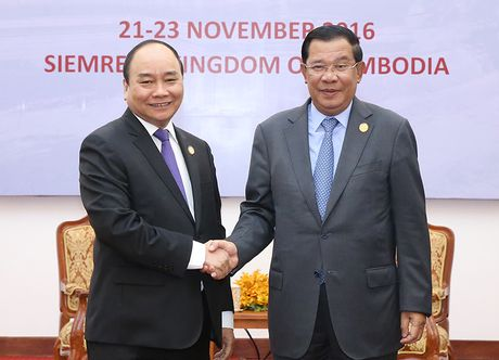 Thu tuong du Hoi nghi cap cao CLV 9 - Anh 5