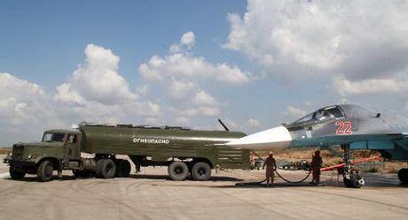"Nga tuyen bo ""thua dau cho VKS"" trong chien dich Syria - Anh 2"