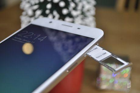 Tren tay smartphone Oppo A39 moi, thiet ke dep - Anh 3