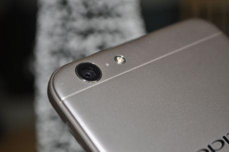 Tren tay smartphone Oppo A39 moi, thiet ke dep - Anh 7