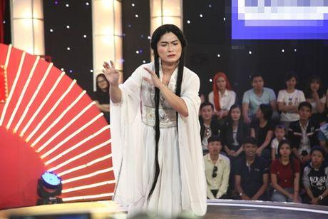 'Than tien co co' khien Tran Thanh bat day cuoi nghieng nga - Anh 1