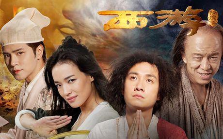 Bo phim 'Tay du ky' ky la nhat cua Chau Tinh Tri - Anh 1
