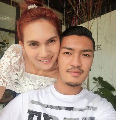 Ngam 'nua kia' xinh dep cua cac tuyen thu Thai Lan - Anh 7