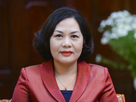 Pho Thong doc Nguyen Thi Hong: 'Ty gia co the dao chieu trong thoi gian toi' - Anh 1