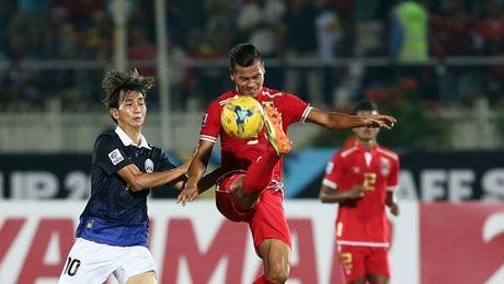 Nguoc dong ha Campuchia, chu nha Myanmar nuoi hy vong vao ban ket - Anh 1