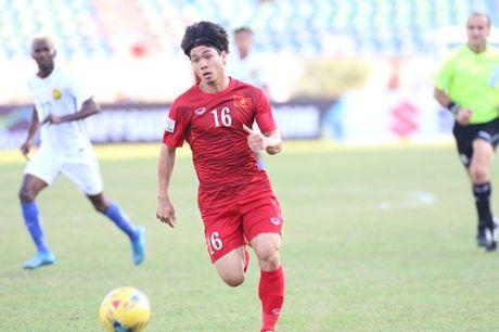 Cong Phuong duoc bao nuoc ngoai danh gia cao hon Cong Vinh, Van Quyet - Anh 1