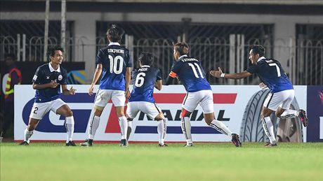 HLV Myanmar tuyen bo se danh bai Malaysia de doat ve vao ban ket - Anh 1