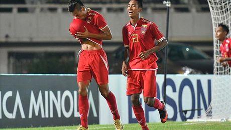 HLV Myanmar tuyen bo se danh bai Malaysia de doat ve vao ban ket - Anh 3