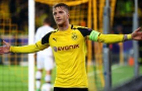 Top 5 ngoi sao ruc sang sau luot tran Champions League vua qua: Reus va phan con lai - Anh 6