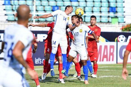 Malaysia doa rut khoi AFF Cup sau that bai truoc Viet Nam - Anh 1