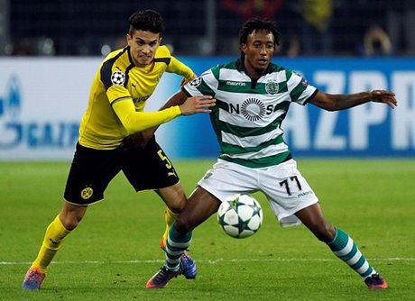 Goc tuyen trach: Gelson Martin - Ronaldo hay Nani moi cua Sporting? - Anh 2