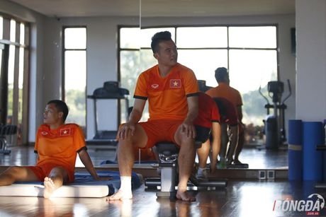Tuyen Viet Nam mat Hoang Thinh, Thanh Luong tran gap Campuchia - Anh 1