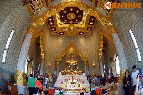 Chuyen ly ky tuong Phat vang nguyen khoi lon nhat the gioi - Anh 2