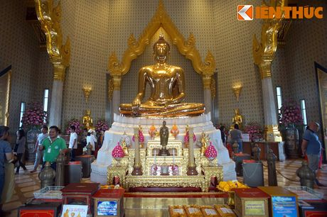 Chuyen ly ky tuong Phat vang nguyen khoi lon nhat the gioi - Anh 3