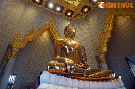 Chuyen ly ky tuong Phat vang nguyen khoi lon nhat the gioi - Anh 4