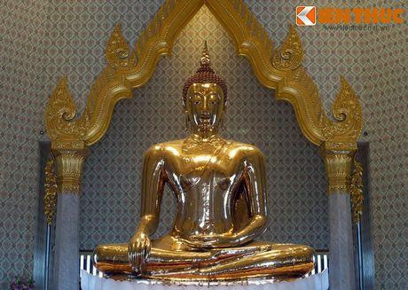 Chuyen ly ky tuong Phat vang nguyen khoi lon nhat the gioi - Anh 6