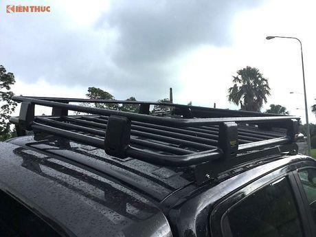 Ford Ranger Wildtrak do offroad 'sieu khung' tai Sai Gon - Anh 7